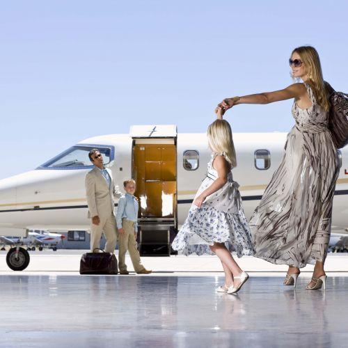 search for empty leg charetr flights
